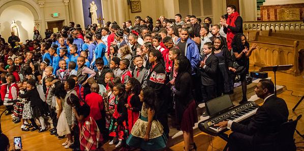 St Leo's Christmas Concert