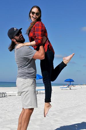 Ashley & Josh - 10 11 15 Carillon Beach