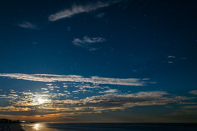 Moonrise, Kiawah Island, SC