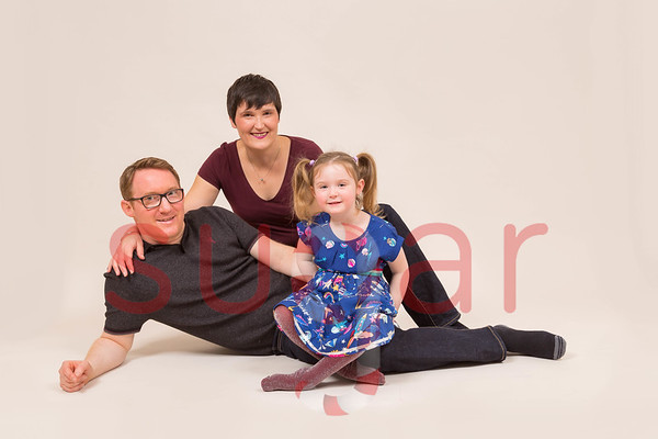 Lisa Butterworth Family Photoshoot