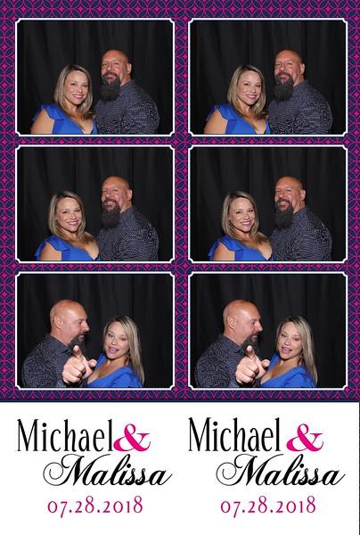 Michael & Malissa's Wedding (07/28/18)