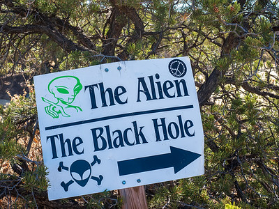 Alien Run Day Hike