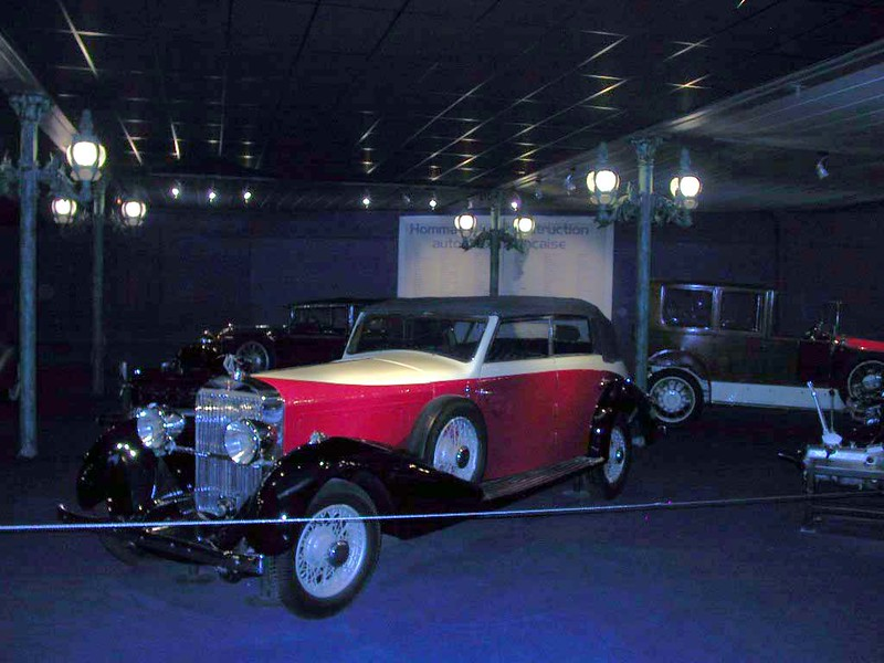 Cité de l'Automobile Museum