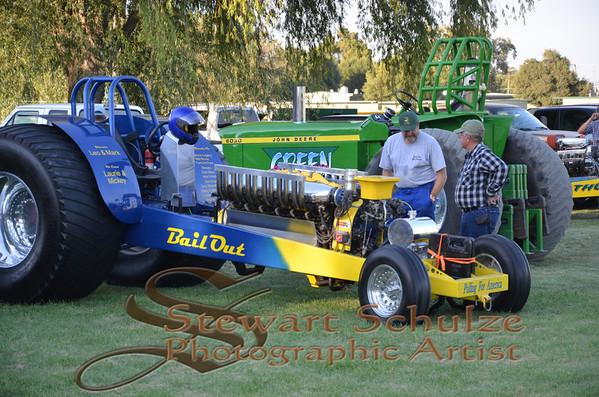 Hilmar Tractor Pull 2013