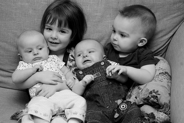 The Erikson Family