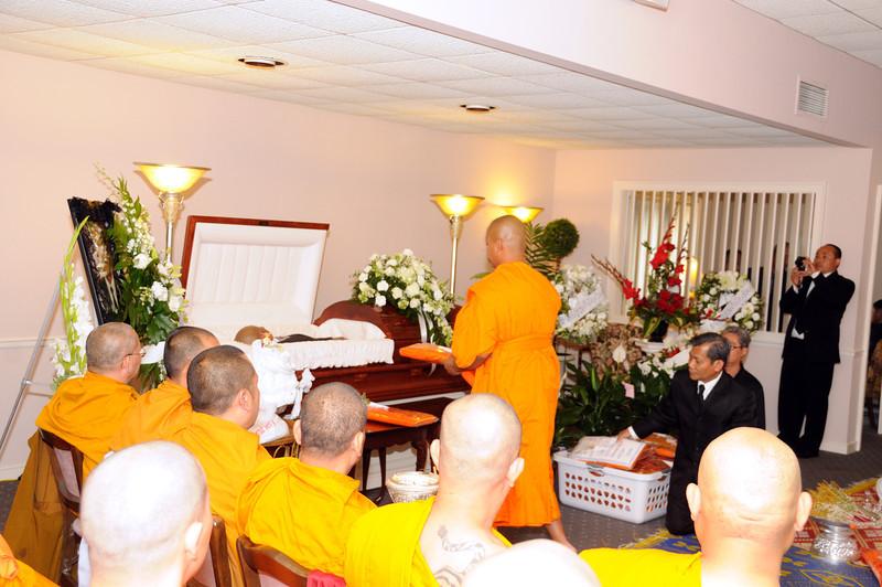 Boua's Funeral & Ceremonies