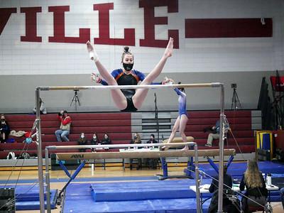 Sectional Gymnastics 2-20-21