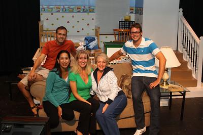 "The Bobcat Players--Summer 2009 ""Rabbit Hole"""