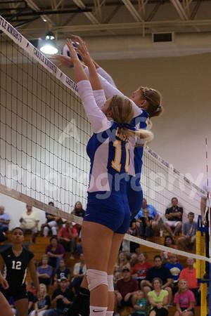 Castle Varsity Volleyball 2012-13