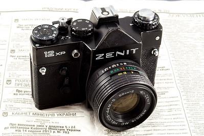 Zenit 12XP, 1983