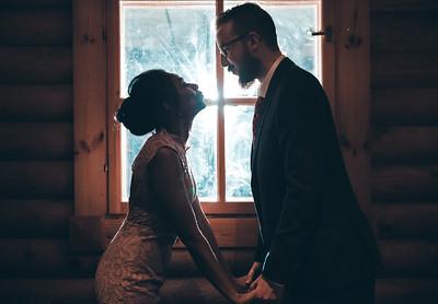 Vidya and Alex Wedding