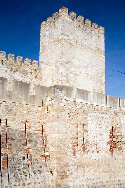 Saint George Castle, Lisbon