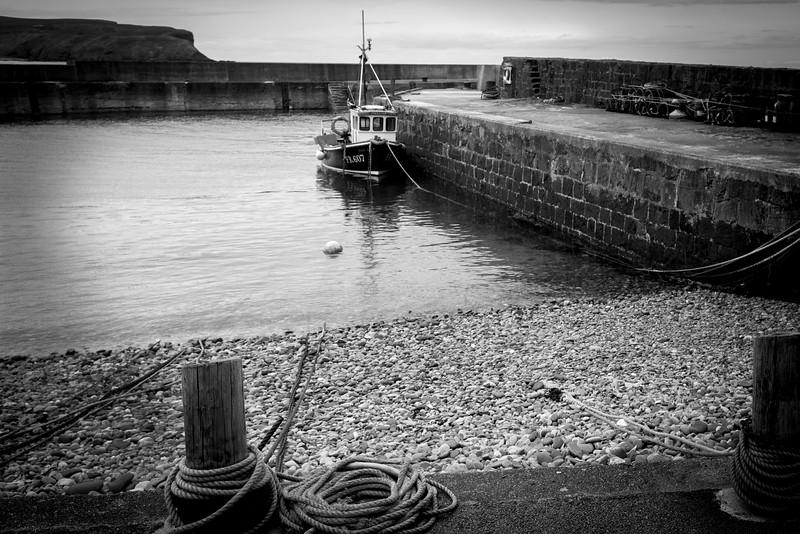 Pennan Port