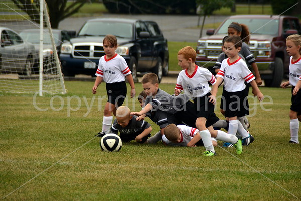 Princeton Youth Soccer League games of Aug. 29, 2015