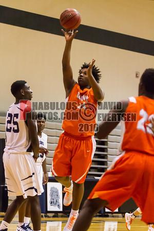 Boys Varsity Basketball #1 - 2016
