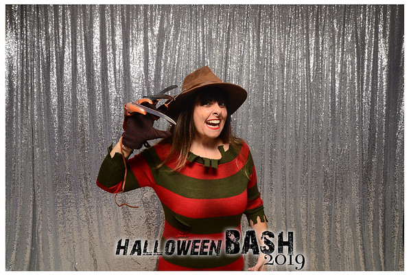 2019.10.26 Halloween bash