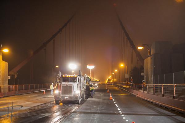 Ghilotti Bros Golden Gate Bridge