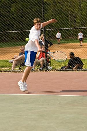 Tennis Whitman vs Churchill 080425
