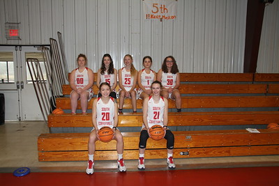 2020-21 South Coffeyville team pictures