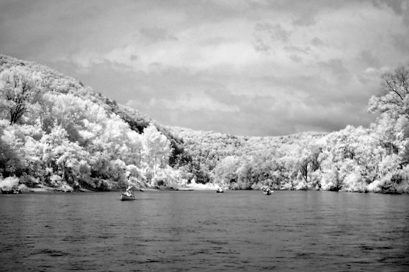 More Infrared.