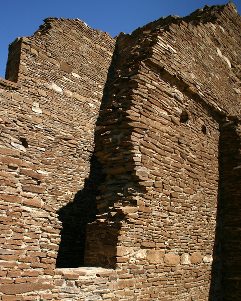 Chaco Culture Pueblo Ruins