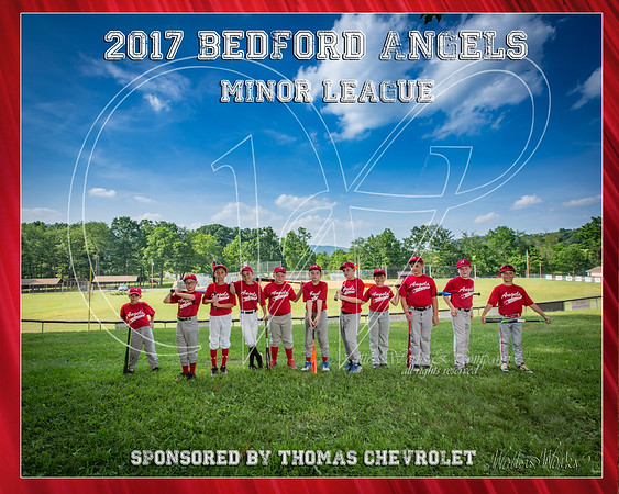 Bedford Angels 2017