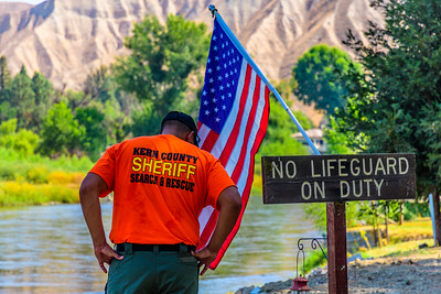 KCSO Search and Rescue Labor Day Weekend 2018