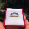 1.00ctw Half-eternity Baguette Ring 9
