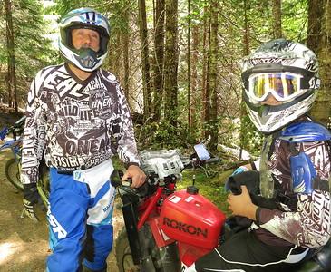 7/2/19 OMRA Trail Crew At Prospect
