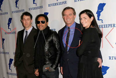 New York, NY - April 19:  Riverkeeper's benefit gala honoring The Hearst Corporation at Chelsea Piers.