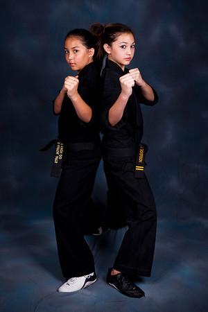 Mykaela & Nicole