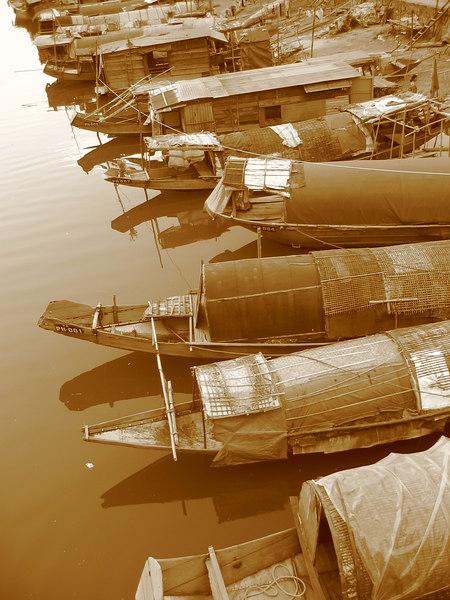 sanpan village.. hue