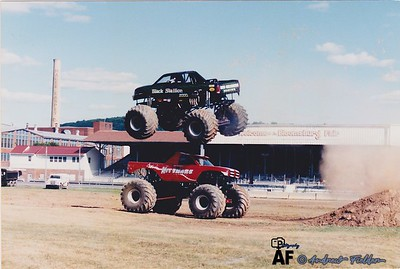 1999 Bloomsburg 4-Wheel Jamboree