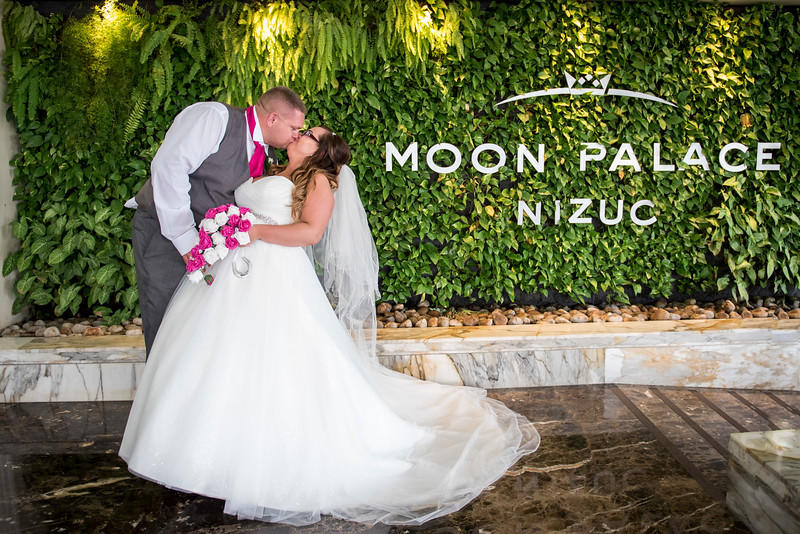 Jasmine + Rob - Wedding - Moon Palace Nizuc