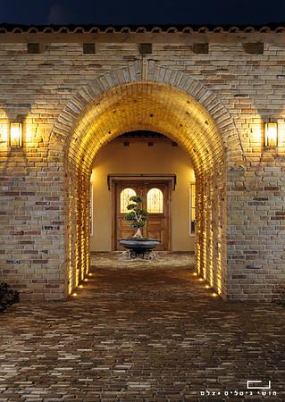 צילום אדריכלות: בית בכפר מעש. אדריכלות: הושע קרופ אדריכלות
