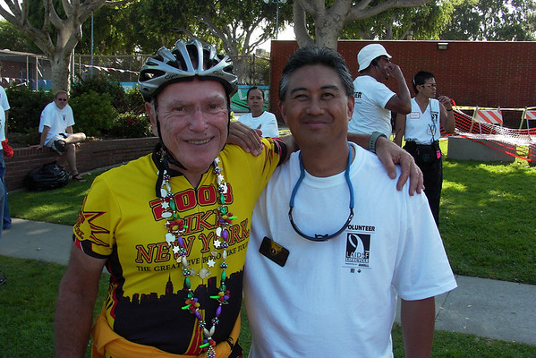 ALC -AIDS LifeCycle 2 - Volunteer