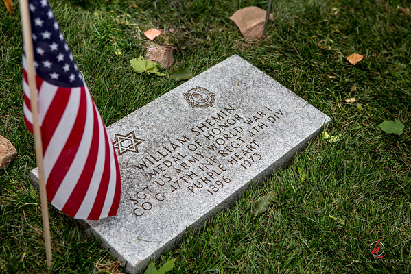 Shemin Medal of Honor / Gravestone Unveiling LOW RES