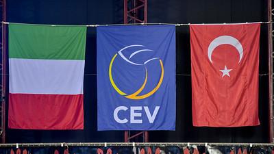 «Sir Colussi Sicoma PERUGIA - Fenerbahce SK ISTANBUL» #CLvolleyM 4th Round, 5th Leg
