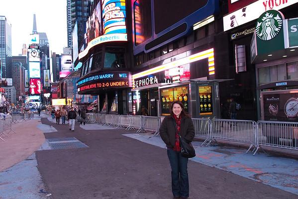 New York 2012 Day 2