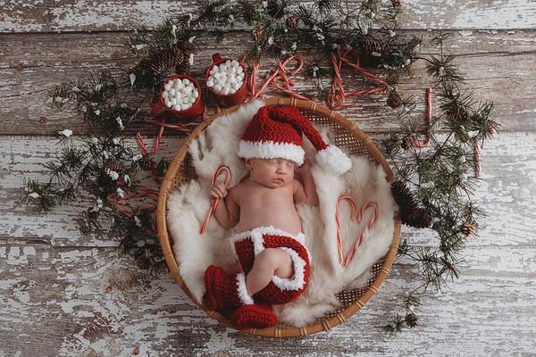 Harper Parsons Newborn Jan 2021
