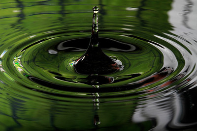 Water Droplet Project