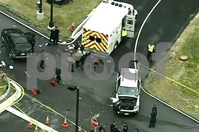 us-officials-1-dead-after-car-tries-to-ram-fort-meade-gate