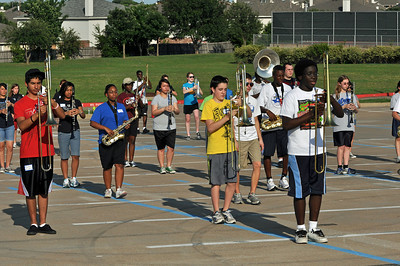 Freshman Band Camp 5-26-2010