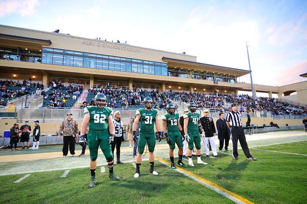 Football vs Montana State