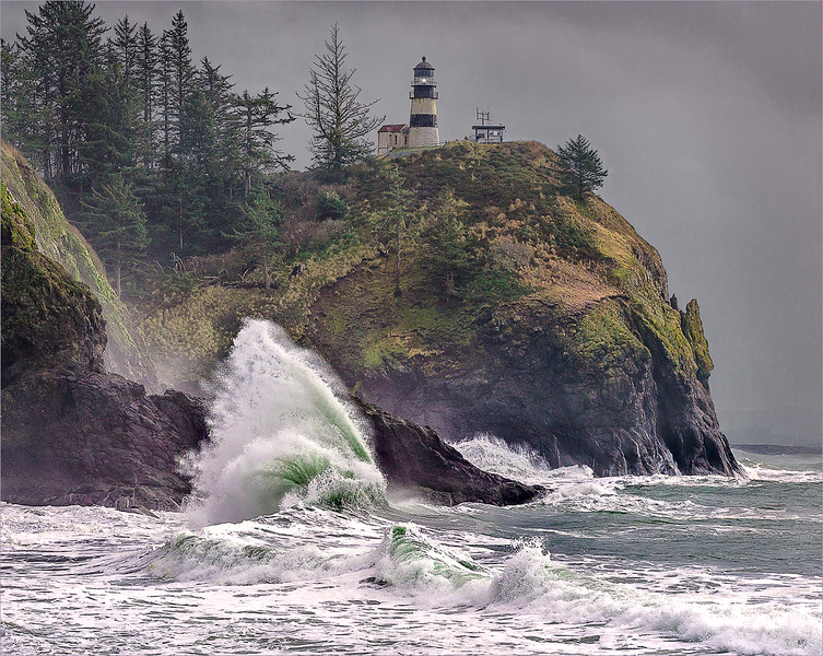 142.Sharp Todd.2.Cape Disappointment Light.JPG