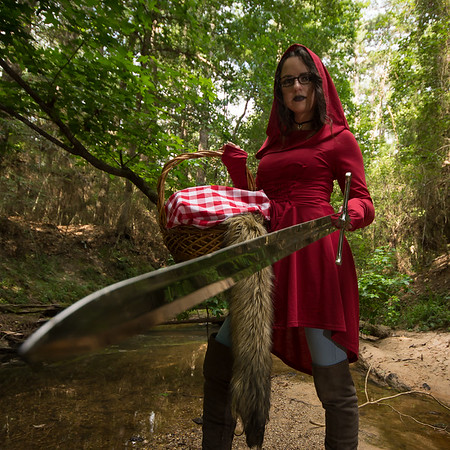 Red Ridinghood Multiverse