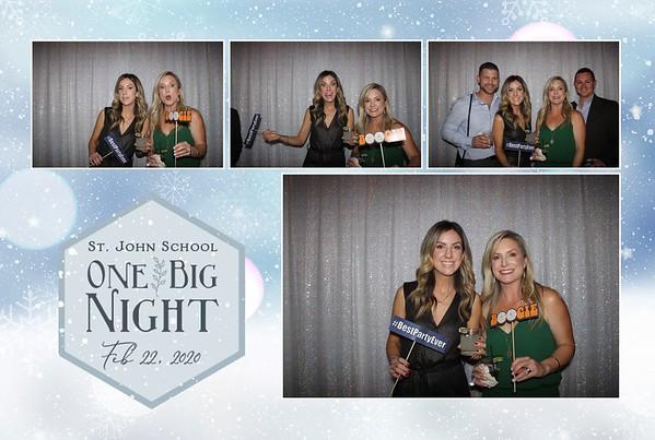 """One Big Night"" 2-22-2020"