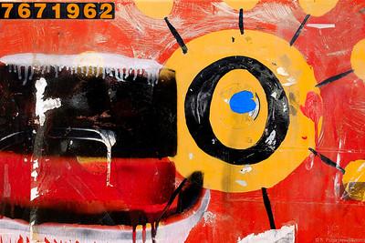 Street Art: Interactions