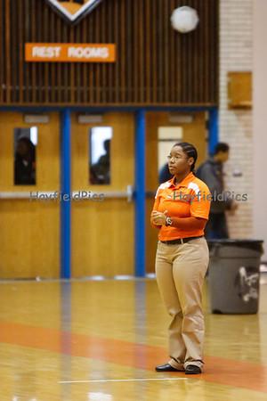 Girls Basketball Frosh Mount Vernon 12/11/12