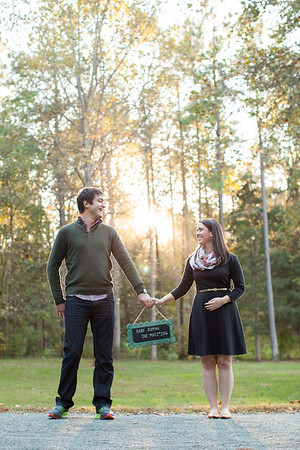 Alyson + Sabri Pregnancy Announcement 2015